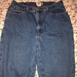 L.L. Bean jeans!